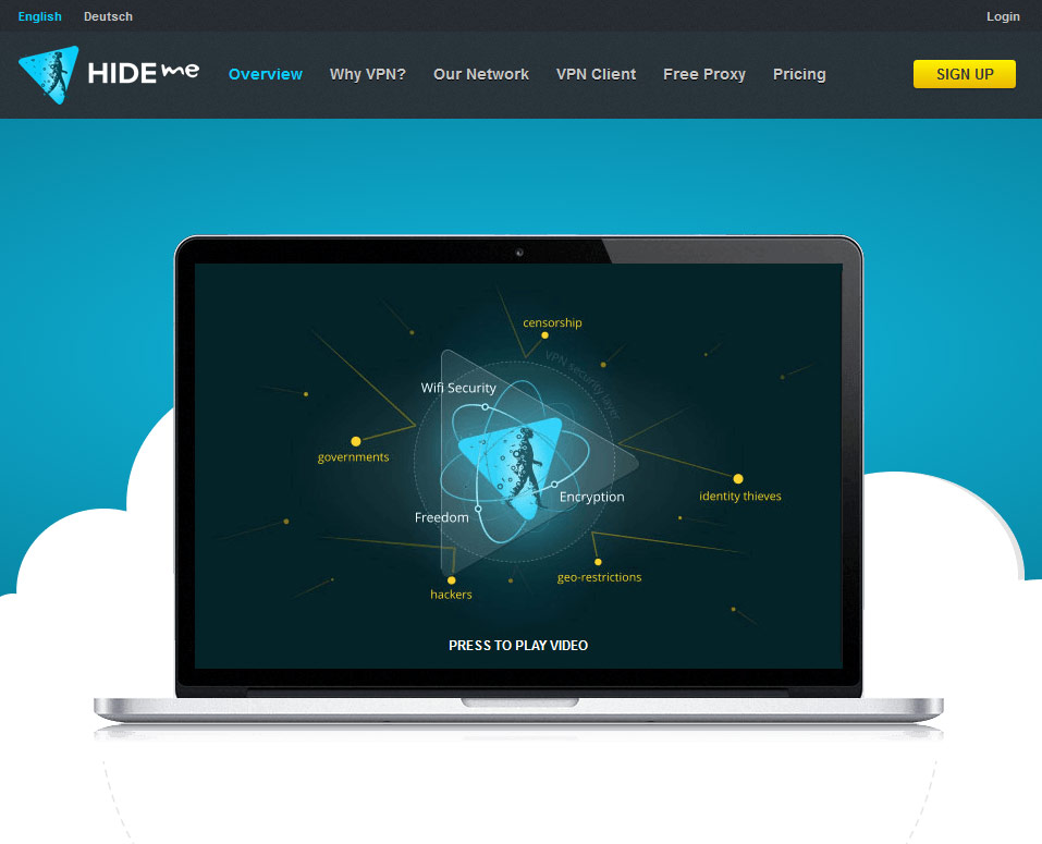 Secure Surfing with Hide.me
